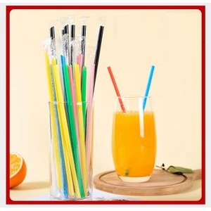 Stocks-Disposable PP Straw