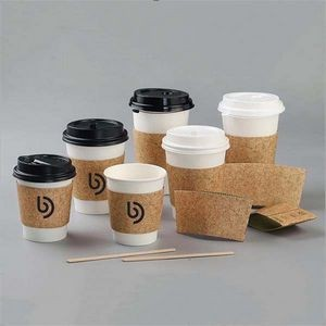 Corrugated Hot Cup Sleeves