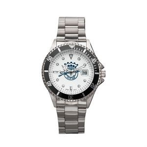 The Master Watch - Mens - White Dial